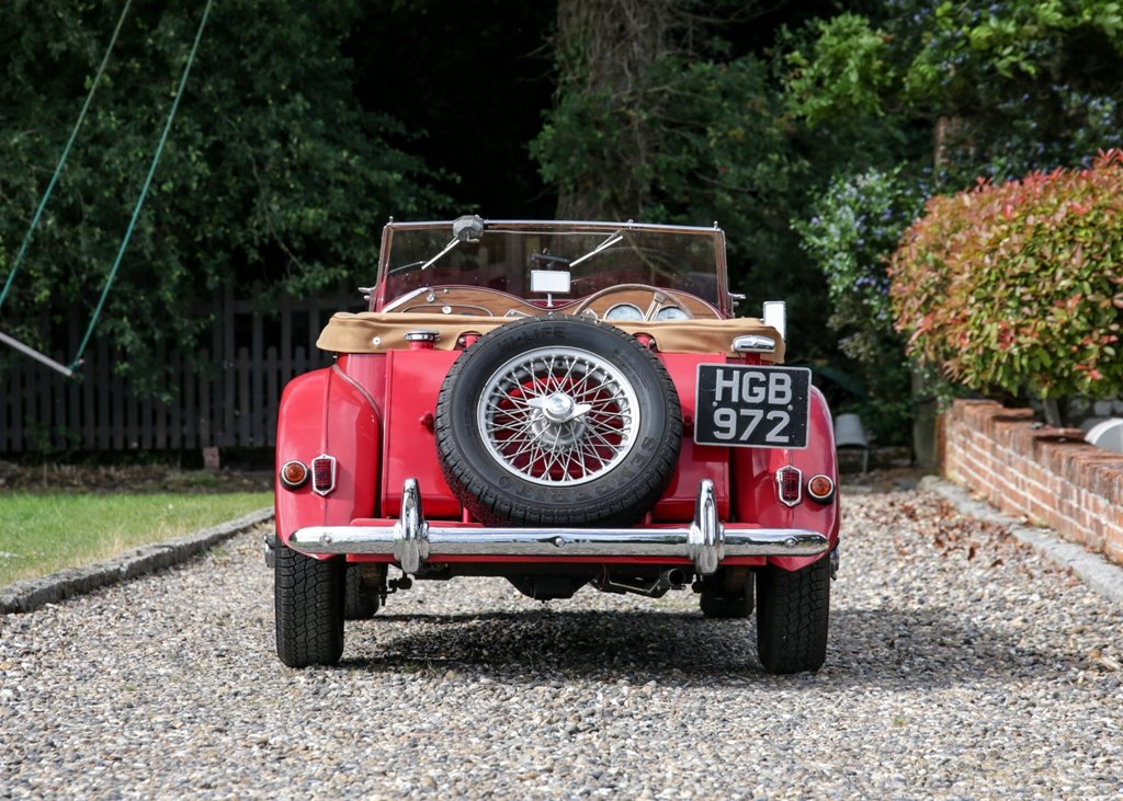 1950 MG TD SOLD by Auction (picture 3 of 6)