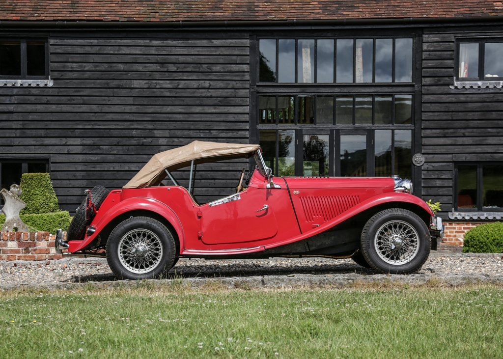 1950 MG TD SOLD by Auction (picture 5 of 6)
