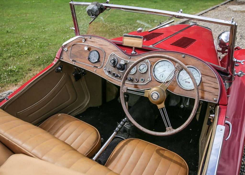 1950 MG TD SOLD by Auction (picture 6 of 6)