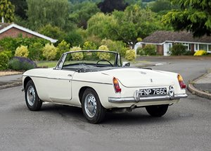 Picture of 1965 MG B Roadster SOLD by Auction