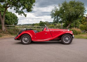 Picture of 1954 MG TF SOLD by Auction