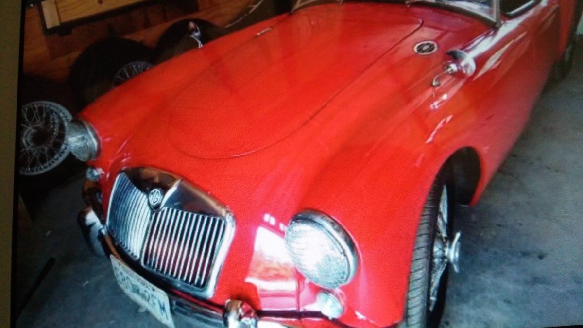 1959 MG A  For Sale (picture 1 of 3)