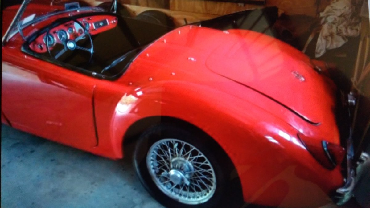 1959 MG A  For Sale (picture 2 of 3)