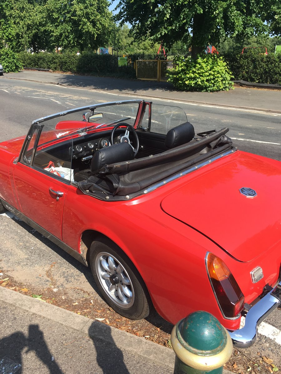 1972 MG Midget RWA For Sale (picture 2 of 4)