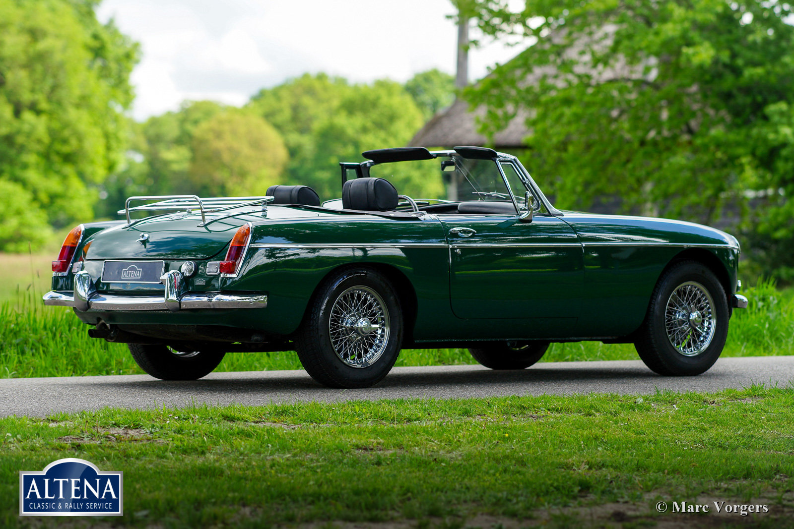 MG B Roadster, 1968 For Sale (picture 4 of 6)