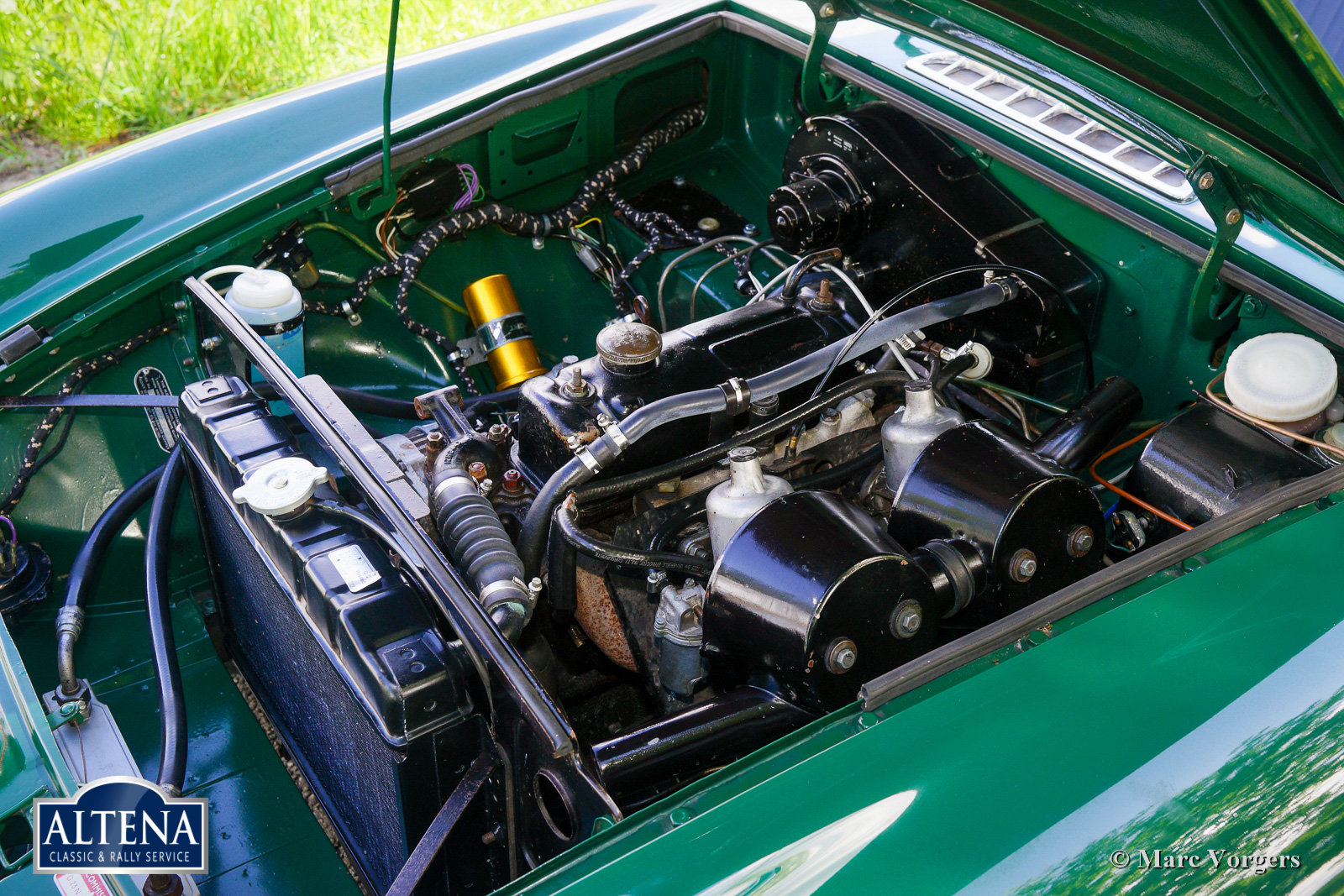 MG B Roadster, 1968 For Sale (picture 5 of 6)