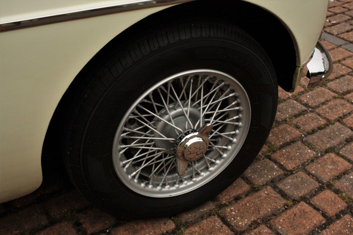 1969 Mk2 MGB Roadster - Snowberry White, Older Restoration SOLD (picture 6 of 6)