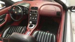 2003 Mgtf left hand drive