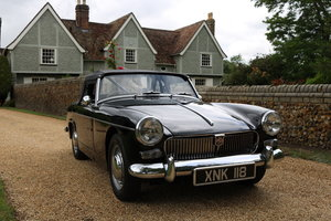 Lovely Early MG Midget (1961)