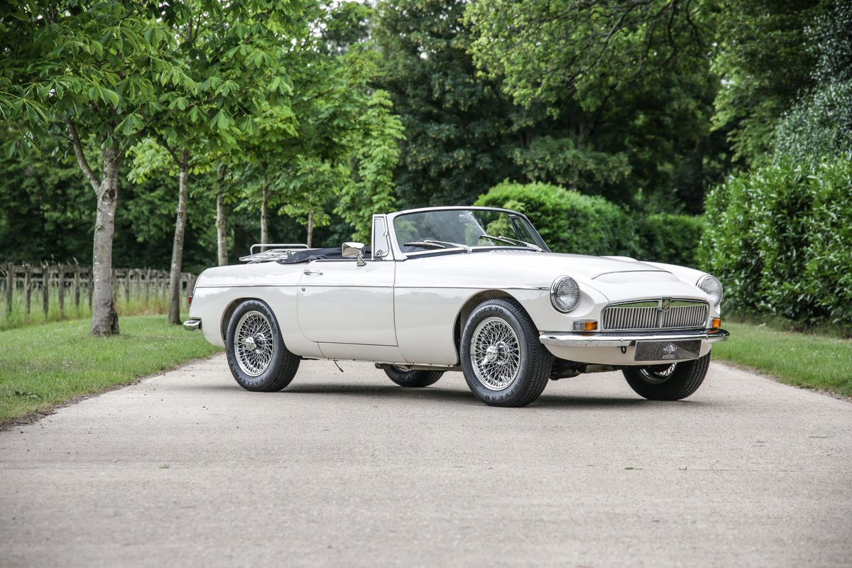 1968 MGC Roadster For Sale (picture 1 of 20)