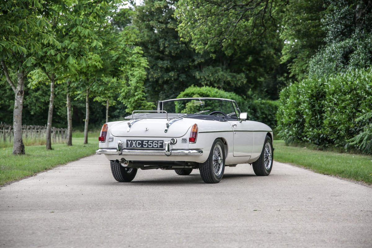 1968 MGC Roadster For Sale (picture 2 of 20)