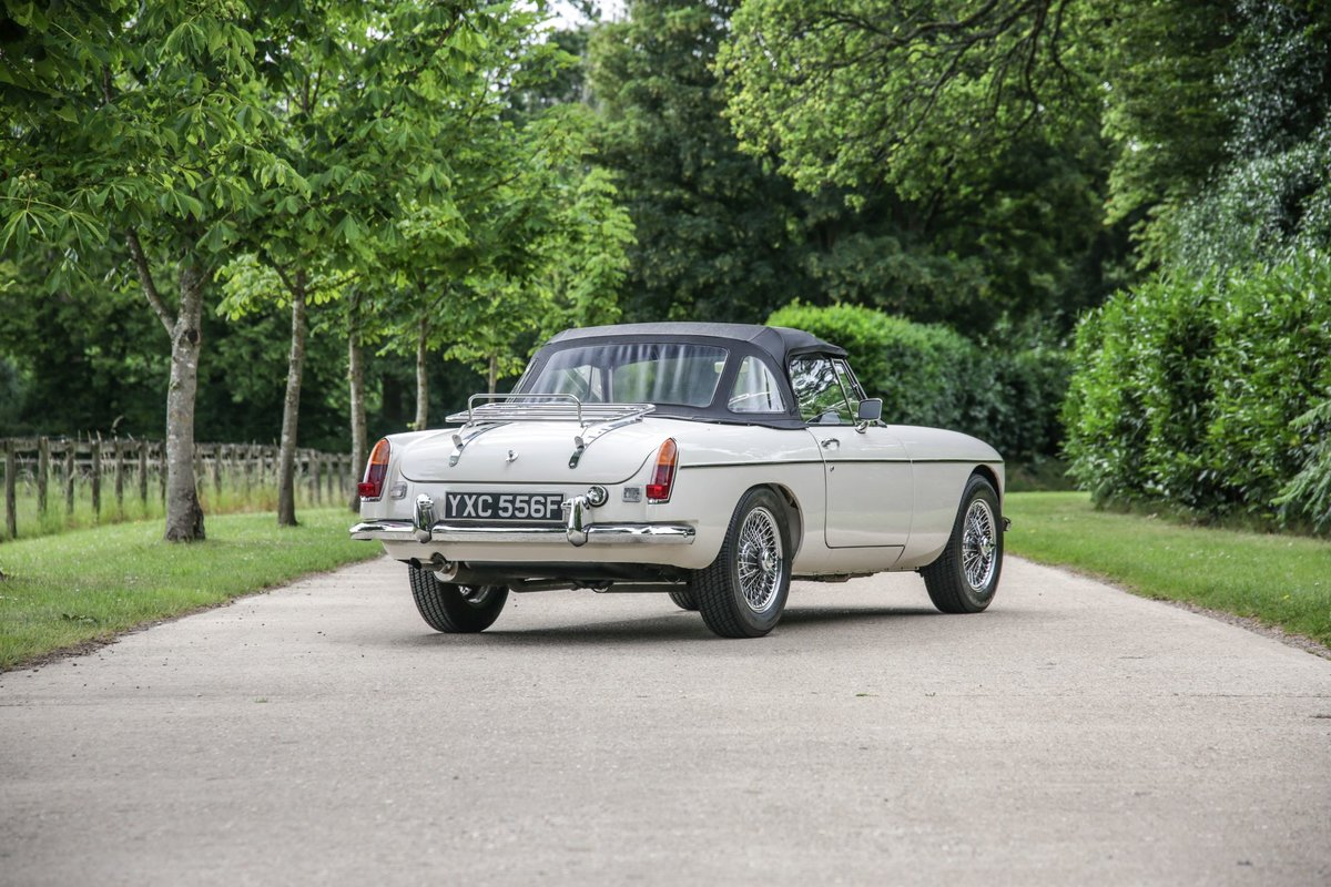 1968 MGC Roadster For Sale (picture 3 of 20)