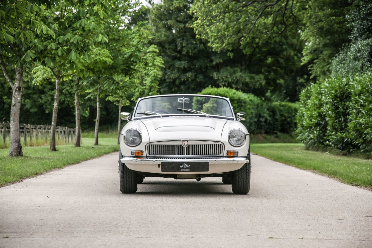 1968 MGC Roadster For Sale (picture 4 of 20)
