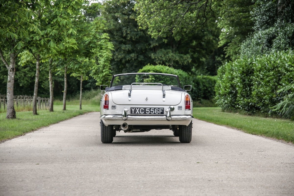 1968 MGC Roadster For Sale (picture 5 of 20)