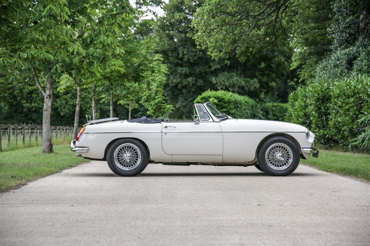 1968 MGC Roadster For Sale (picture 7 of 20)