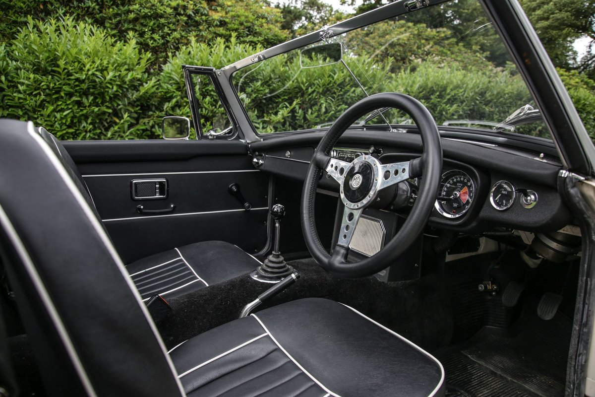 1968 MGC Roadster For Sale (picture 8 of 20)