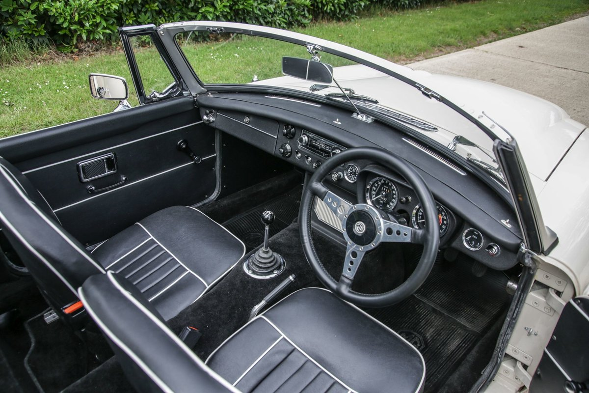 1968 MGC Roadster For Sale (picture 10 of 20)
