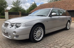2003 MG ZT TOURER 190 BHP For Sale by Auction