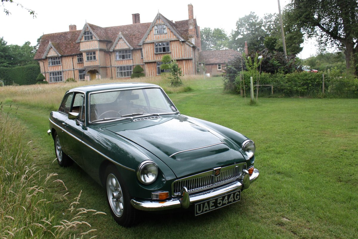 1968 Stunning MGC For Sale (picture 1 of 6)