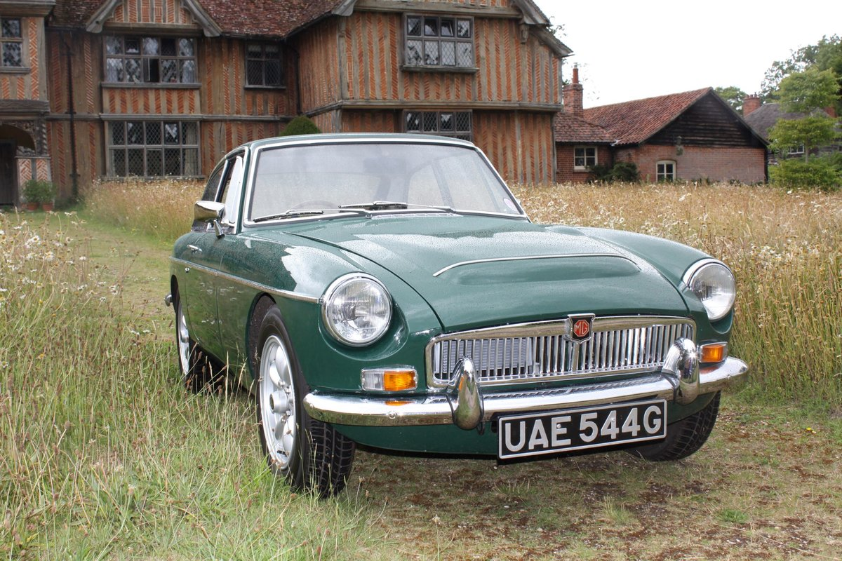 1968 Stunning MGC For Sale (picture 4 of 6)