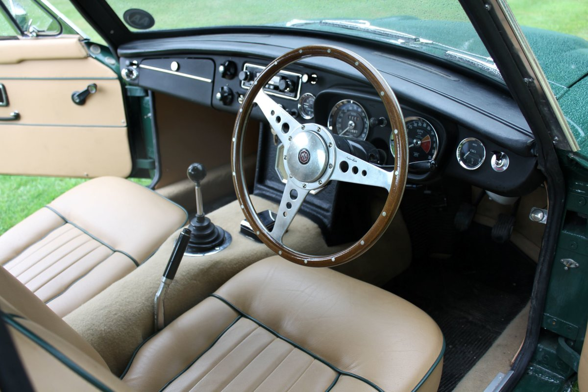 1968 Stunning MGC For Sale (picture 6 of 6)