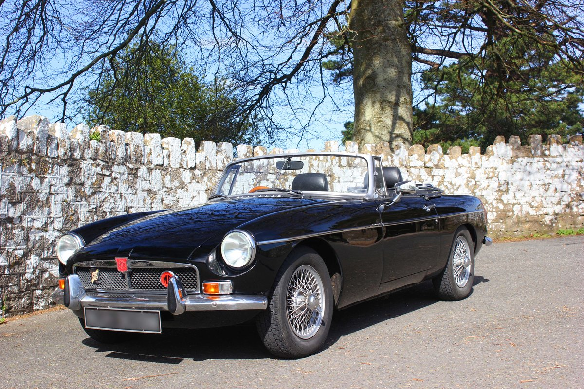 1973 MGB ROADSTER SOLD (picture 4 of 6)