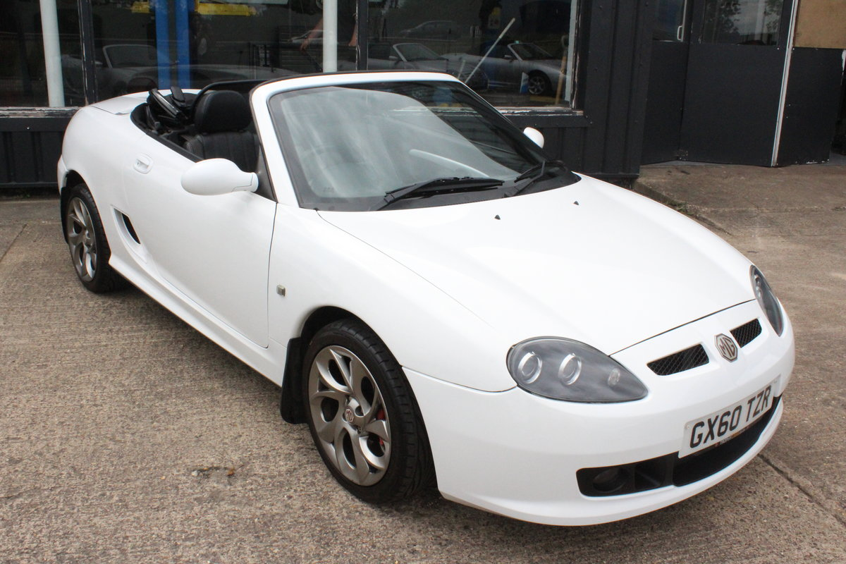 2010 MGT,FSH,LOW MILEAGE,LEATHER,NEW BELT&PUMP.RAC COVER For Sale (picture 1 of 5)