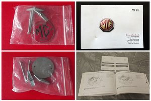 MG MEMORABILIA FOR SALE