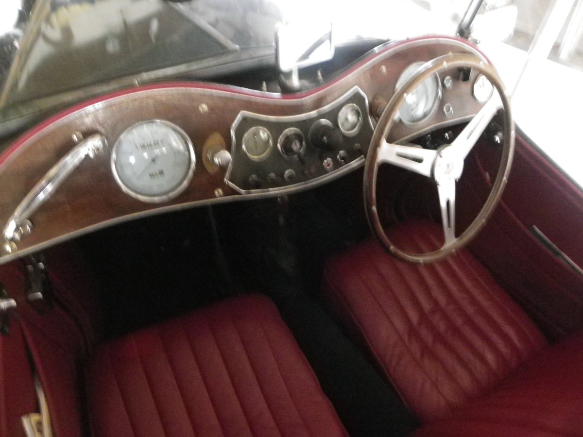 1948 MG TC Midget for auction 16th - 17th July  For Sale by Auction (picture 4 of 6)