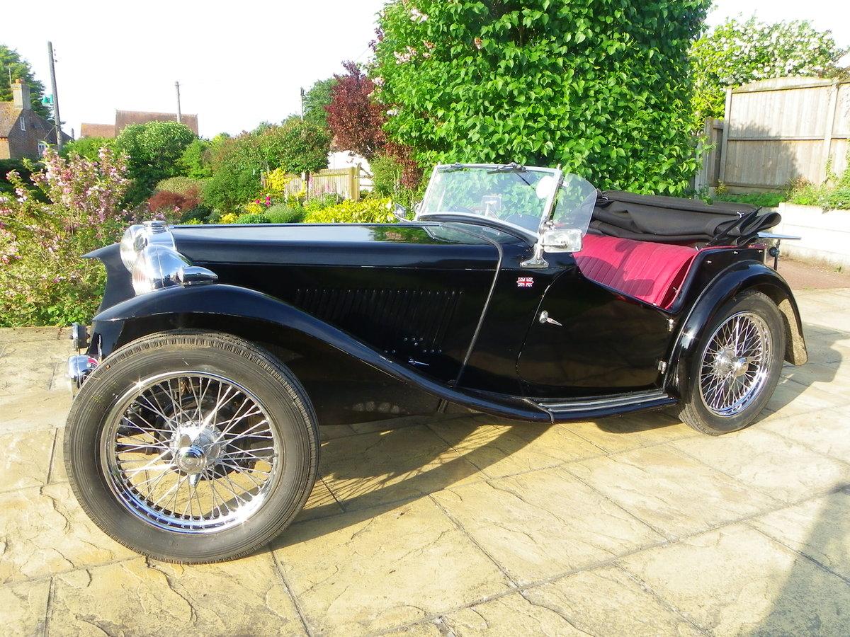 1948 MG TC Midget for auction 16th - 17th July  For Sale by Auction (picture 2 of 6)