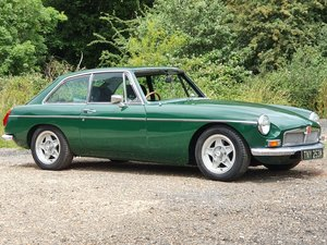 MG B GT, 1974, British Racing Green For Sale