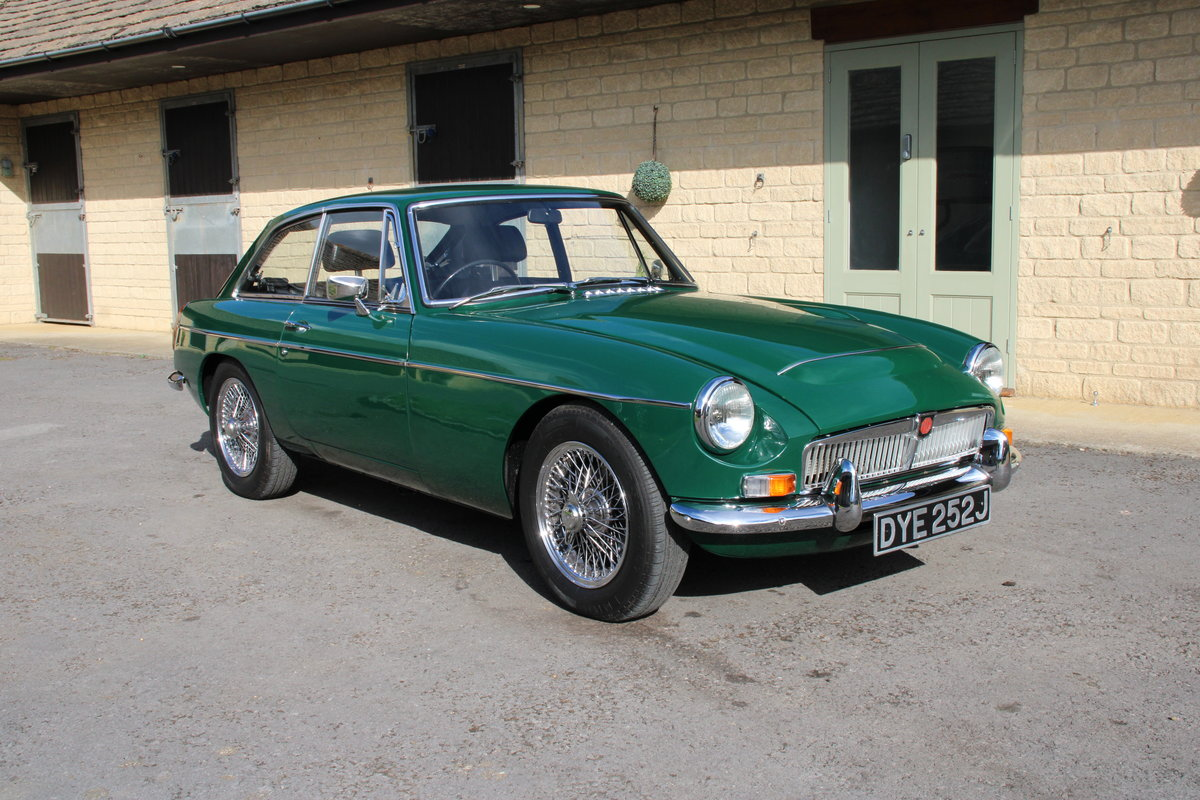 1970 MG C GT For Sale (picture 1 of 22)