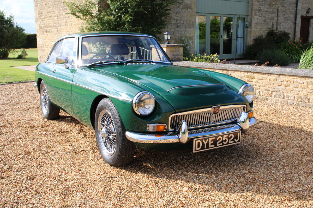 1970 MG C GT For Sale (picture 6 of 22)