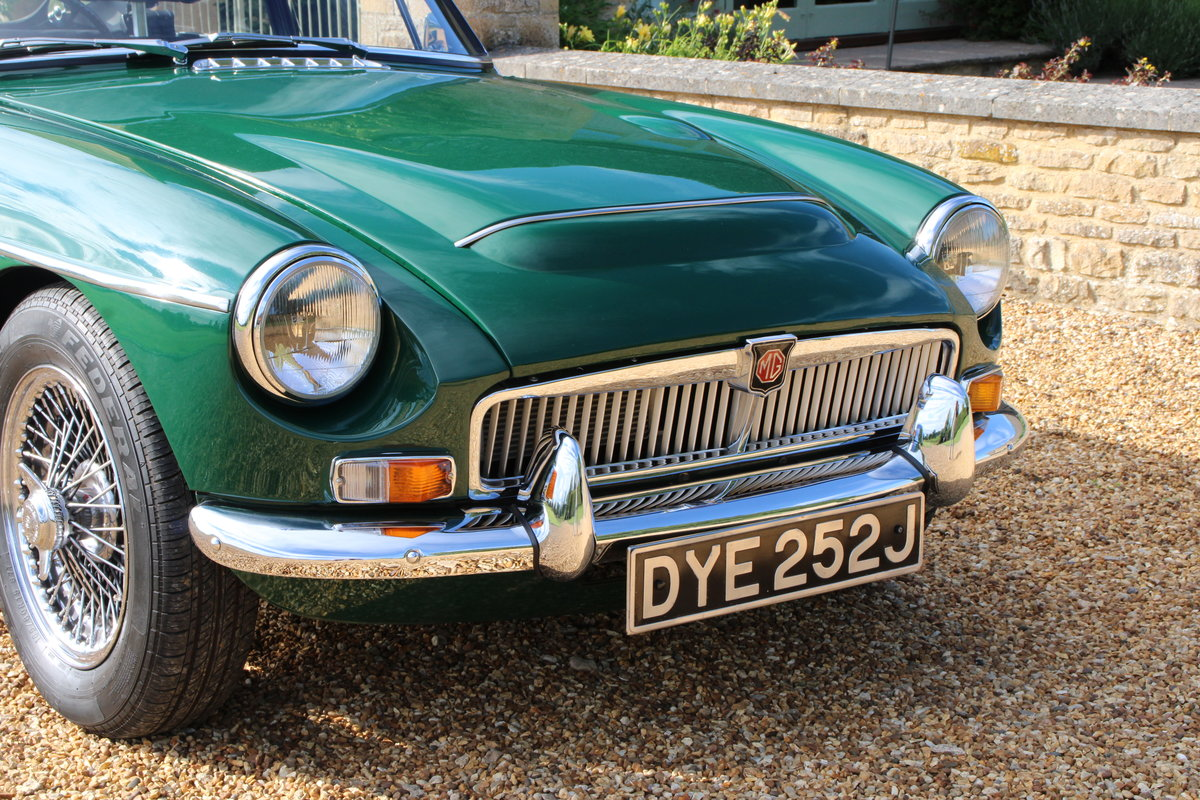 1970 MG C GT For Sale (picture 8 of 22)