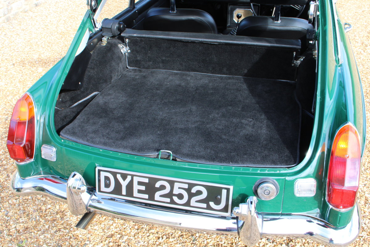 1970 MG C GT For Sale (picture 11 of 22)
