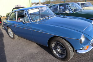 1968 MGC GT Fully rebuilt For Sale