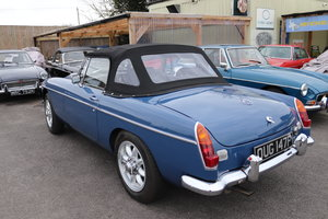 1968 MGC Roadster, Finest available For Sale