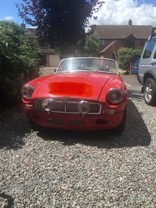 1975 MGB Roadster For Sale