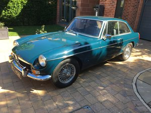 1973 MGB GT For Sale