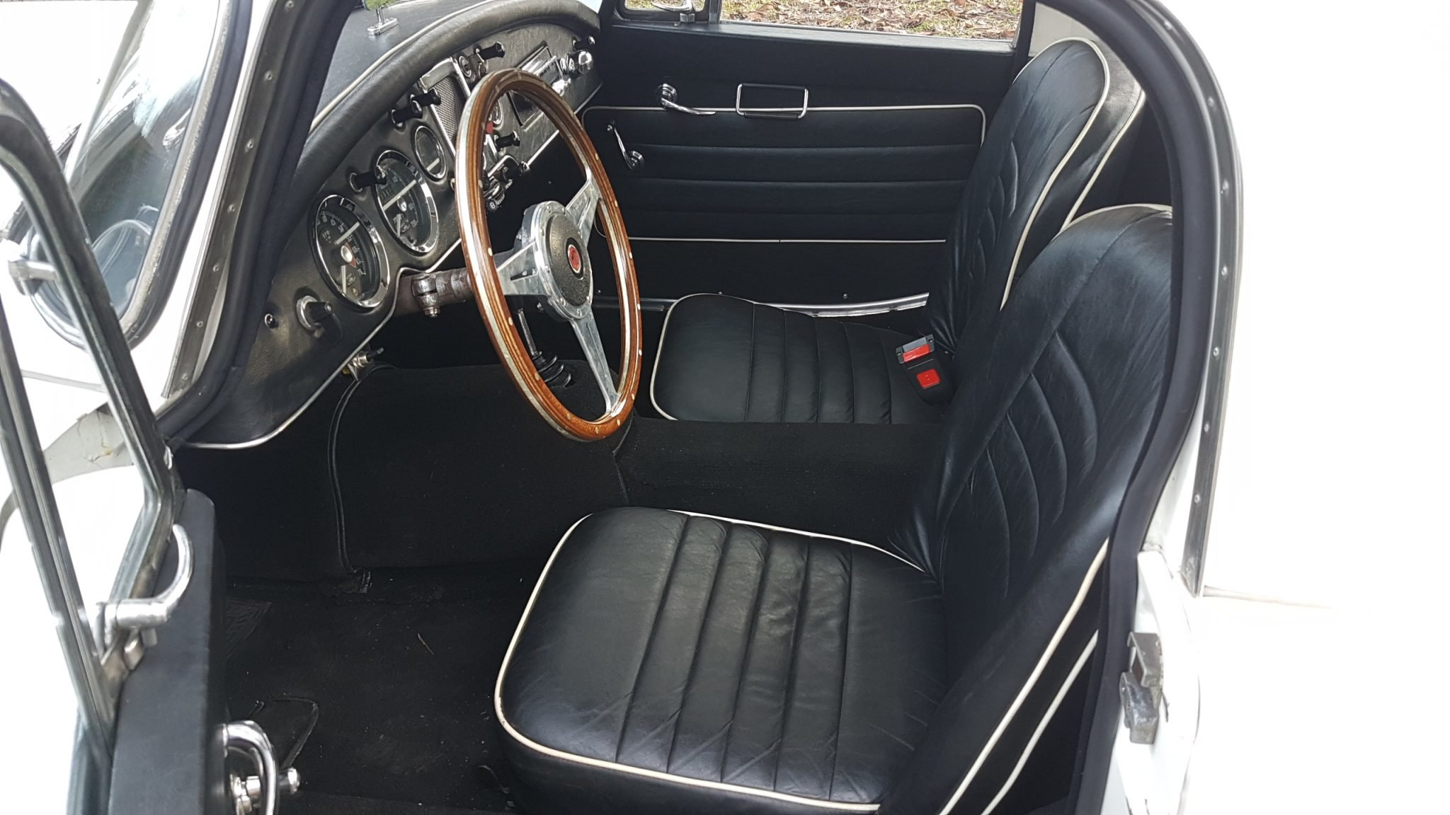 1958 Mg A Coupé For Sale (picture 4 of 6)
