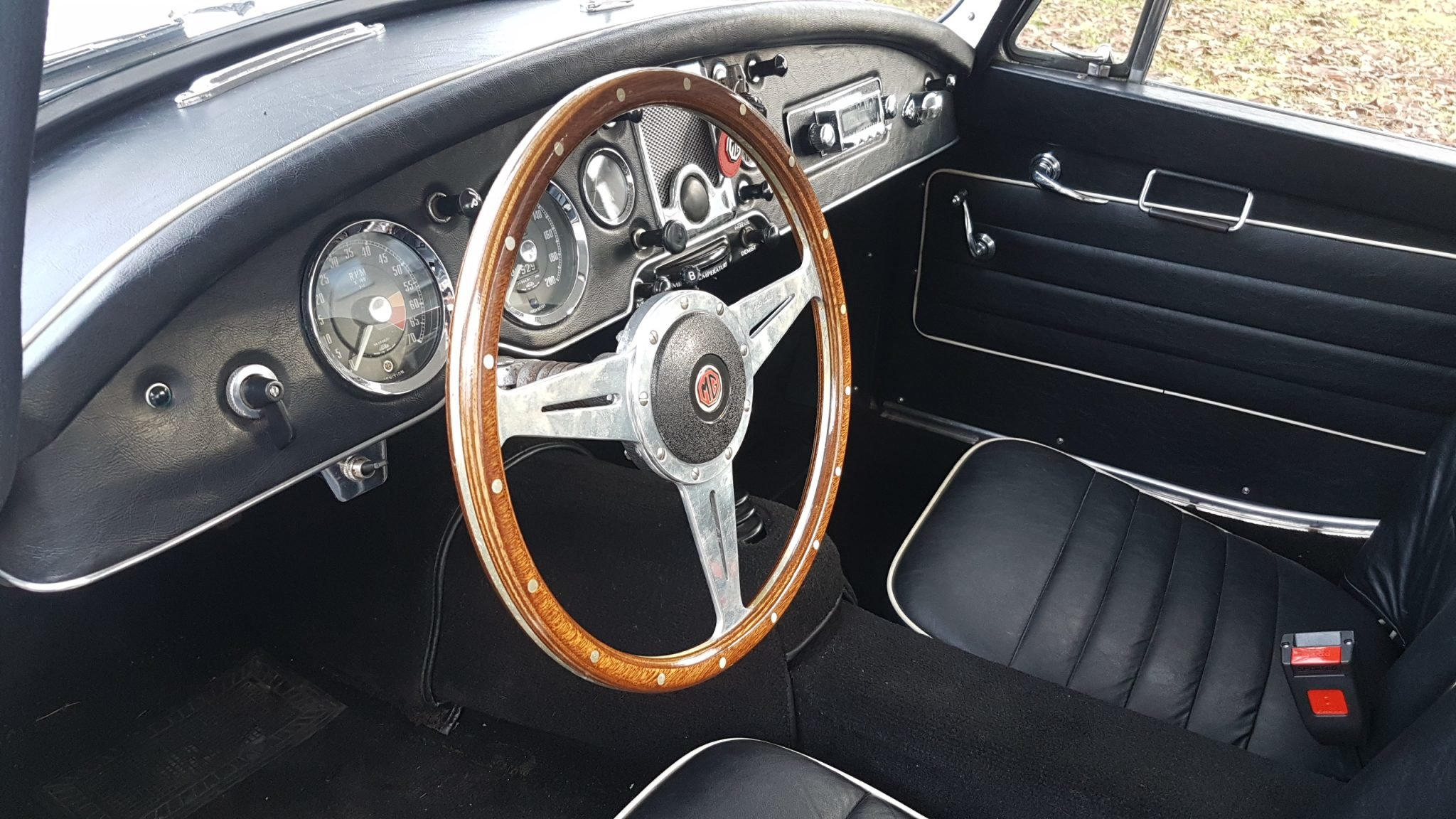 1958 Mg A Coupé For Sale (picture 5 of 6)