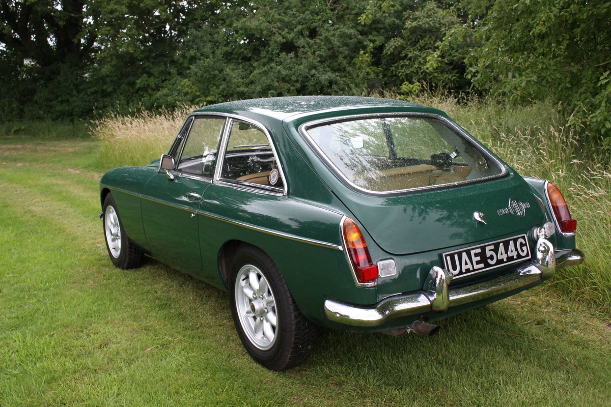 1968 Stunning MGC For Sale (picture 5 of 6)