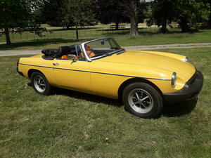 1977 MGB Roadster For Sale