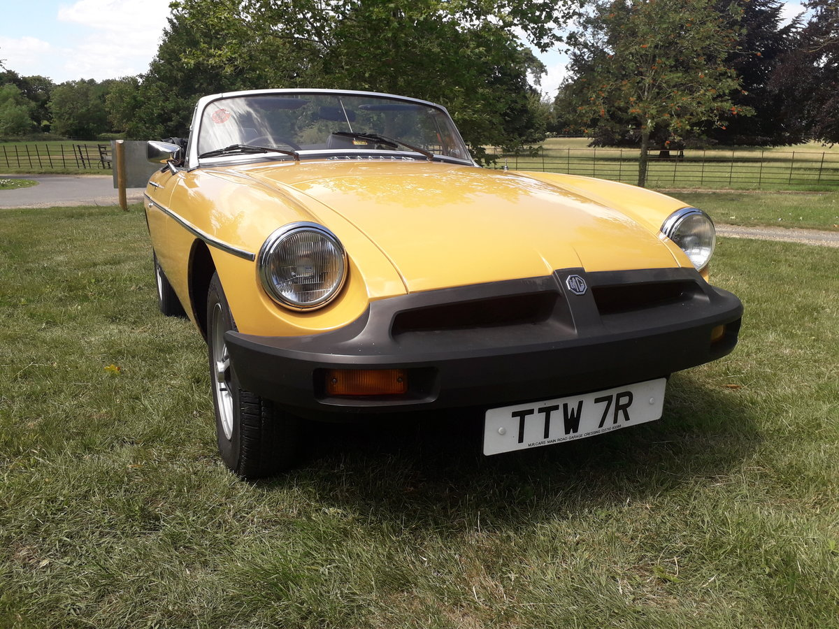 1977 MGB Roadster For Sale (picture 6 of 6)