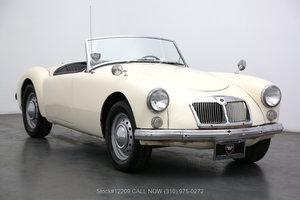 1962 MG A 1600 Mk II Deluxe Roadster