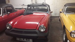 1977 MG MIDGET 1500 For Sale by Auction