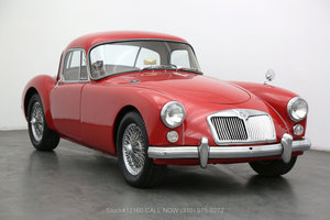 1961 MG A 1600 Coupe