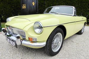 1968 MGC Roadster Manual Overdrive For Sale