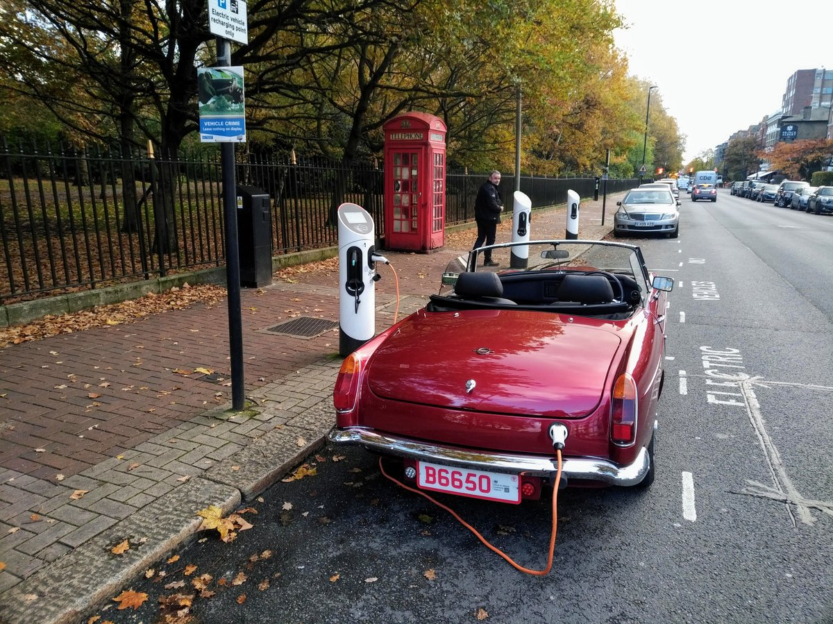 2020 Order your Brand new 20 plate -RBW Electric MG B Recreation  For Sale (picture 6 of 6)
