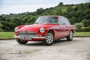 1971 MG B GT For Sale by Auction